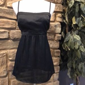 cabi Black Silky Cami Size 4 style #102 *OFFERS*
